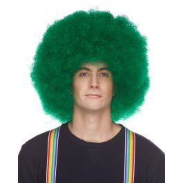 color afro